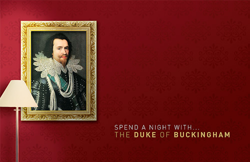 The Duke of Buckingham: Brand Detail